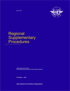 978-92-9249-309-7, 9789292493097, ICAO 7030