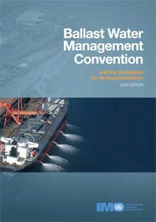 IMO Ballast Water Management Convention: 2009 [paper]-0