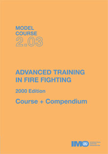 IMO Advanced Fire Fighting: 2000 [paper]-0