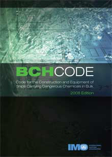 IMO BCH Code: 2008 [paper]-0