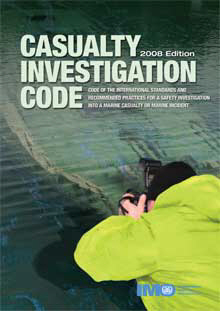 IMO Casualty Investigation Code: 2008 [paper]-0