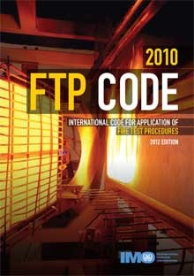 IMO Fire Test Procedures (FTP): 2012 [paper]-4377