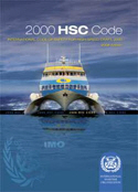 IMO High-Speed Craft (HSC) Code: 2008 [paper]-0