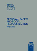 IMO Safety & Social Responsibility: 2000 [paper]-0