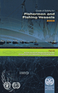 IMO Safety for Fishermen & Vessels (B): 2005 [paper]-0