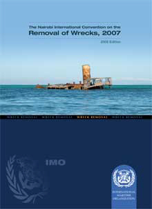IMO Wreck Removal Convention: 2008 [paper]-0