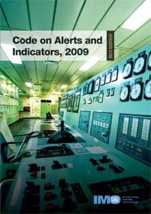 IMO Code on Alerts and Indicators 2009: 2010 [paper]-0