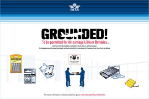 IATA Lithium Battery Awareness Poster [poster]-0