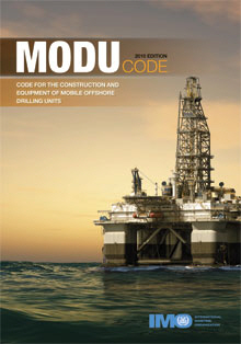 IMO MODU Code: 2010 [paper]-0