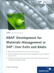 ABAP Development Materials Management in SAP: 2011 [paper]-0
