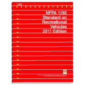 NFPA 1192: 2011 [paper]-0