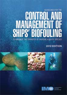 IMO Ships' Biofouling Control & Management: 2012 [paper]-0