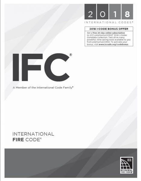 international fire code 2012 pdf