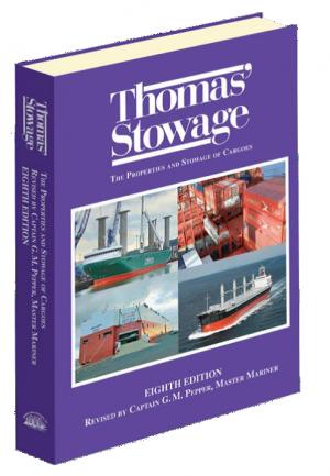 Thomas Stowage 2018
