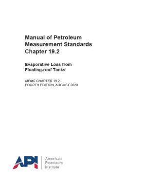 API MPMS 19.2