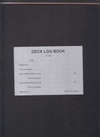 Deck Log Book: 2014 [paper]-0