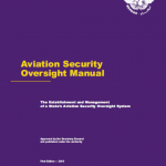 ICAO Doc 10047 – Aviation Security Oversight Manual