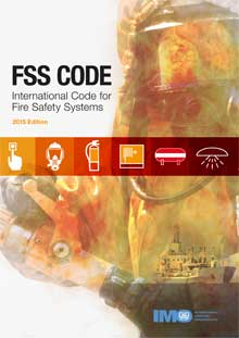 IMO Fire Safety Systems (FSS) Code: 2015 [paper]-0