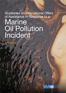 IMO Response to Marine Oil Pollution Incident, IMO I558E