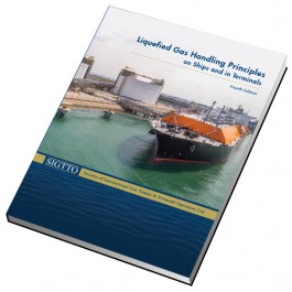 Liquefied Gas Handling Principles on Ships and in Terminals, 4th edition.