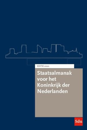 Staatsalmanak voor het Koninkrijk der Nederlanden. Editie 2020