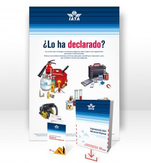 IATA DGR Spanish Kit