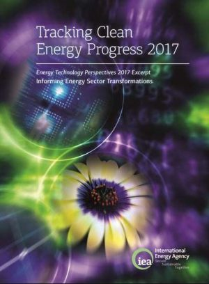 IEA Energy Technology Perspectives 2017