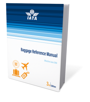 IATA Baggage Reference Manual (BRM),