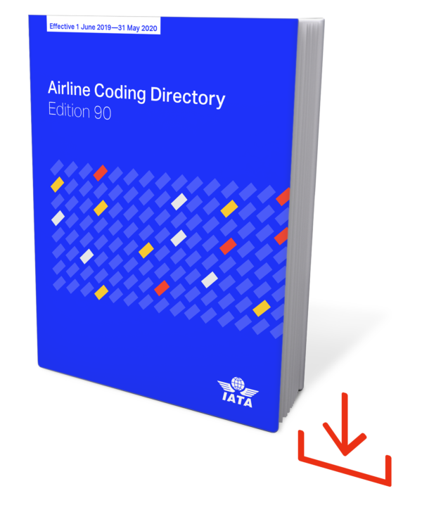 IATA Airline Coding Directory (eACD) – WEB Download, 90th Edition