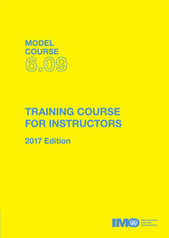 Training course for instructors,