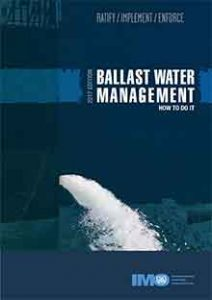 Ballast Water Management - How to do it,
