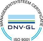 Kreisler DNV ISO 9001 Logo