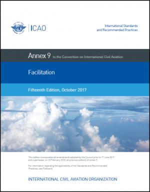ICAO Annex 9 - Facilitation