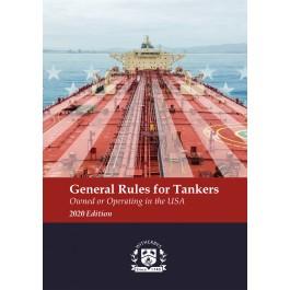 General Rules Tankers 2020