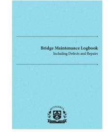 Bridge Maintenance Logbook