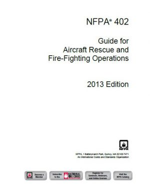 Guide for Aircraft Rescue and Fire-Fighting Operations