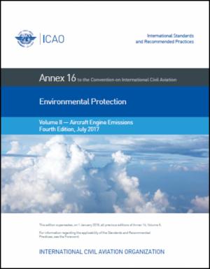 ICAO Annex 16 Volume II