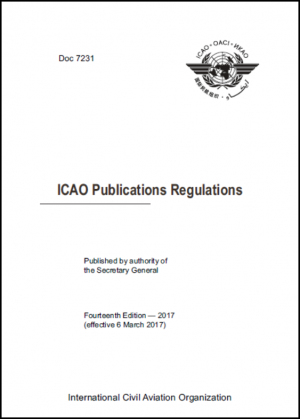 ICAO Doc 7231