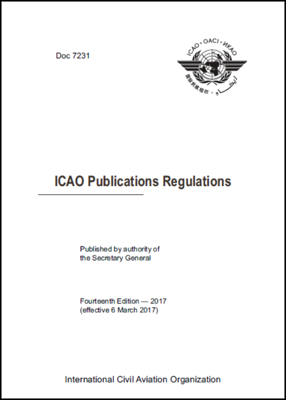 ICAO Doc 7231