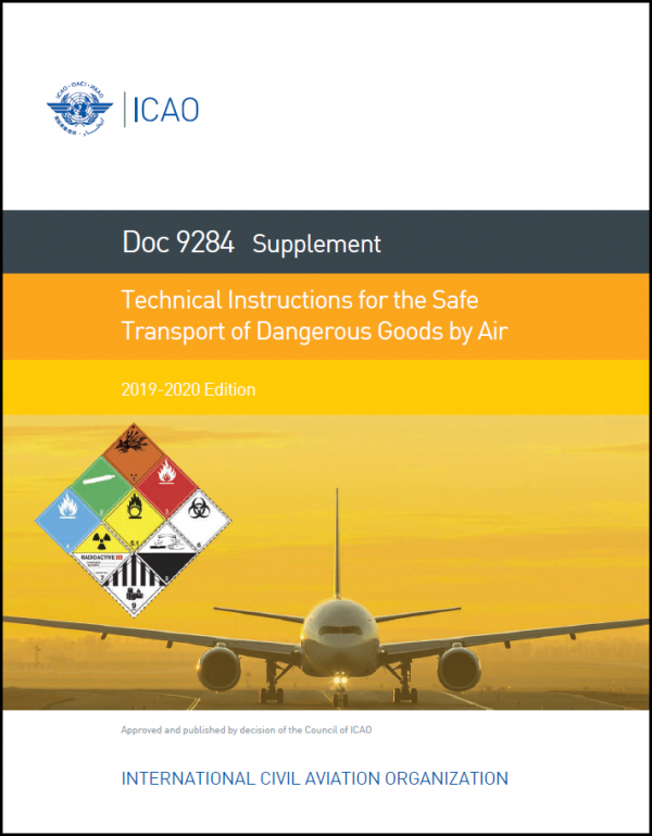 ICAO Doc 9284 Supplement