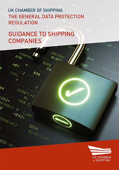 The GDPR Guidance to Shipping Companies