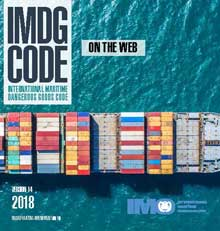 IMO IMDG Code on the Web: 2018 [online]
