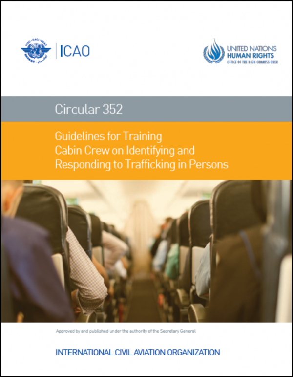 Guidelines for Training Cabin Crew on Identifying and Responding to Trafficking in Persons