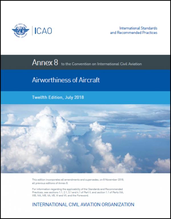 ICAO Annex 8