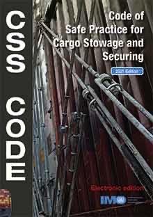 IMO CSS Code, 2021 Edition