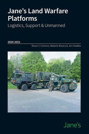 Jane's Land Warfare Platforms Logistics Suppot and Unmanned 2020-2021