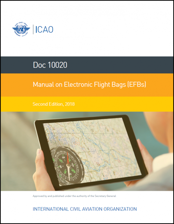 Manual of Electronic Flight Bags, 2nd edition.