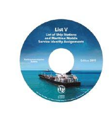 ITU List V, 978-92-71-41033-6, 42560, 9789271410336, ITU 419.19