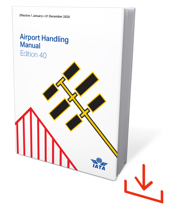 Airport Handling Manual (AHM), 40th Edition