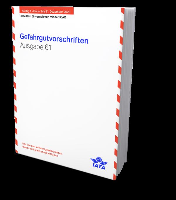 IATA Gefahrgutvorschriften, 61. Ausgabe